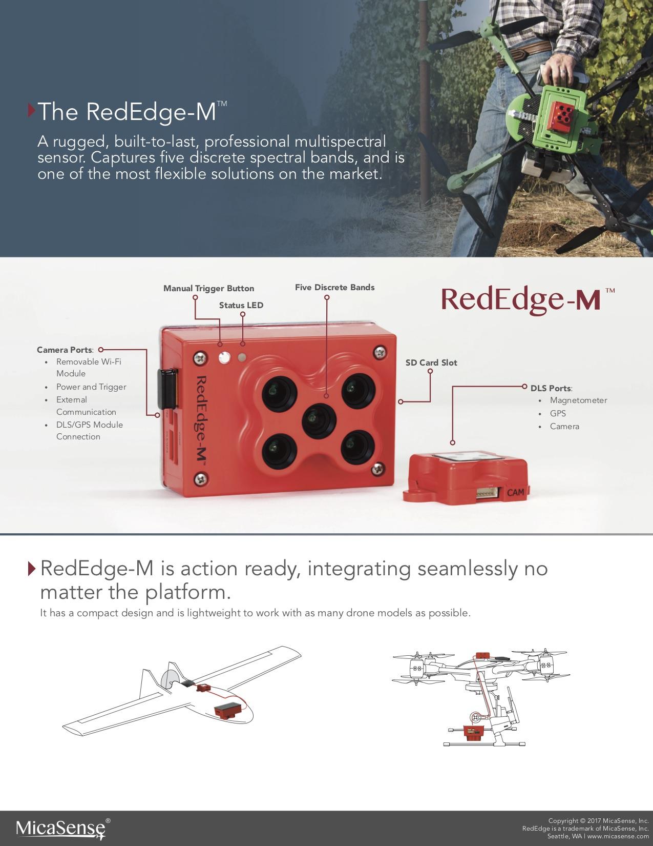 RedEdge-M