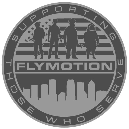Flymotion Supporting Those Who Serve