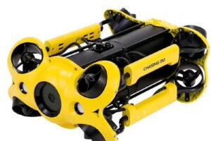 Chasing Underwater M2 ROV