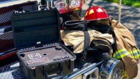 mobile communication kits for fire departments