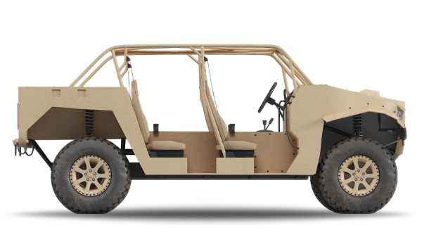Flymotion Strike Vehicle