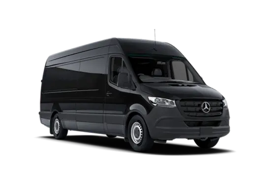 Mercedes Sprinter van